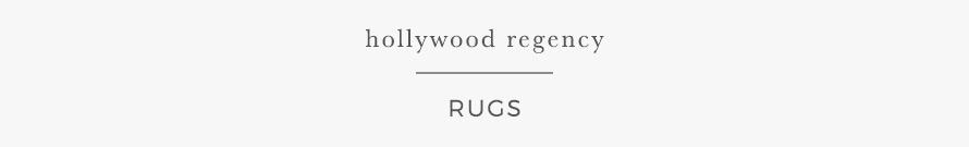 hollywood regency